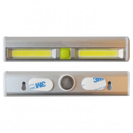 Светодиодный фонарь-подсветка из анодированного алюминия REV Pushlight