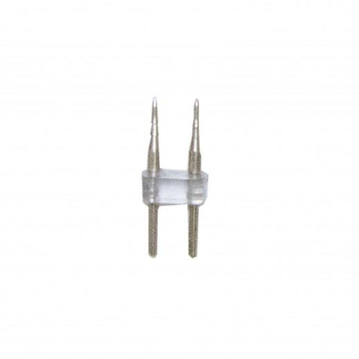 09-45    Игольчатый коннектор для одноцветного светодиодного неона МИНИ (8*16.5мм)