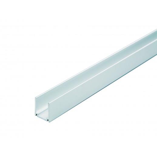 Кабель-канал алюминиевый для одноцветного светодиодного неона МИНИ