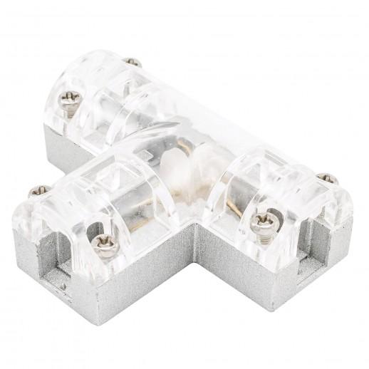 """09-24 Коннектор """"NO DARK"""" для Т-образного соединения отрезков одноцветного светодиодного неона МИНИ (8*16.5мм)"""