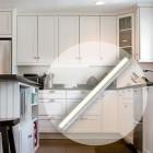 Светильник светодиодный аналог T5, 16Вт, 6500К, 1172х22.6х32.1 мм, белый