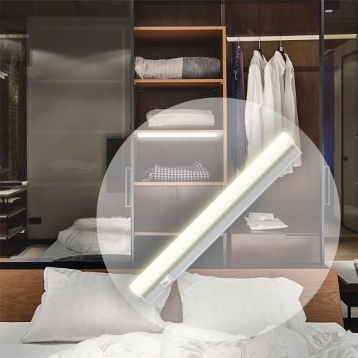 Светильник светодиодный аналог T5, 16Вт, 4000К, 1172х22.6х32.1 мм, белый