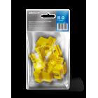 Ответвитель ОВ-3 2,5-6,0 мм2 желтый, 10 шт./уп., düwi
