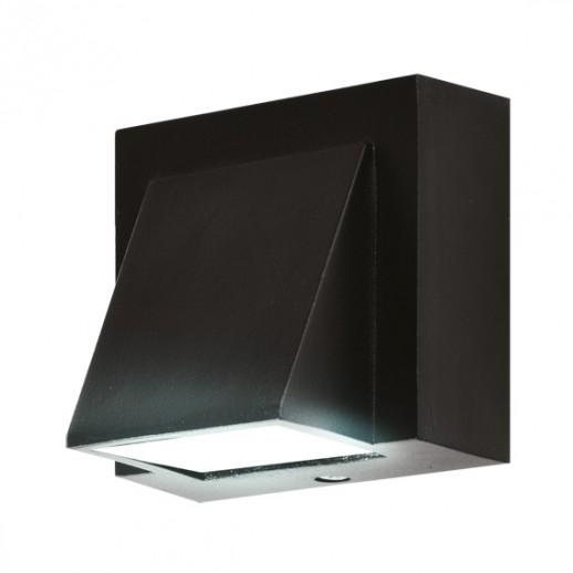 Светильник светодиодный, уличный, архитектурный, 3W, 4000K, IP44, мат.черный, duwi
