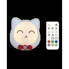 """CL-W20W Автономный светодиодный светильник,  белый, """"Кошка"""""""