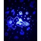 Декоративный светильник с проекцией звездного неба TL-970W